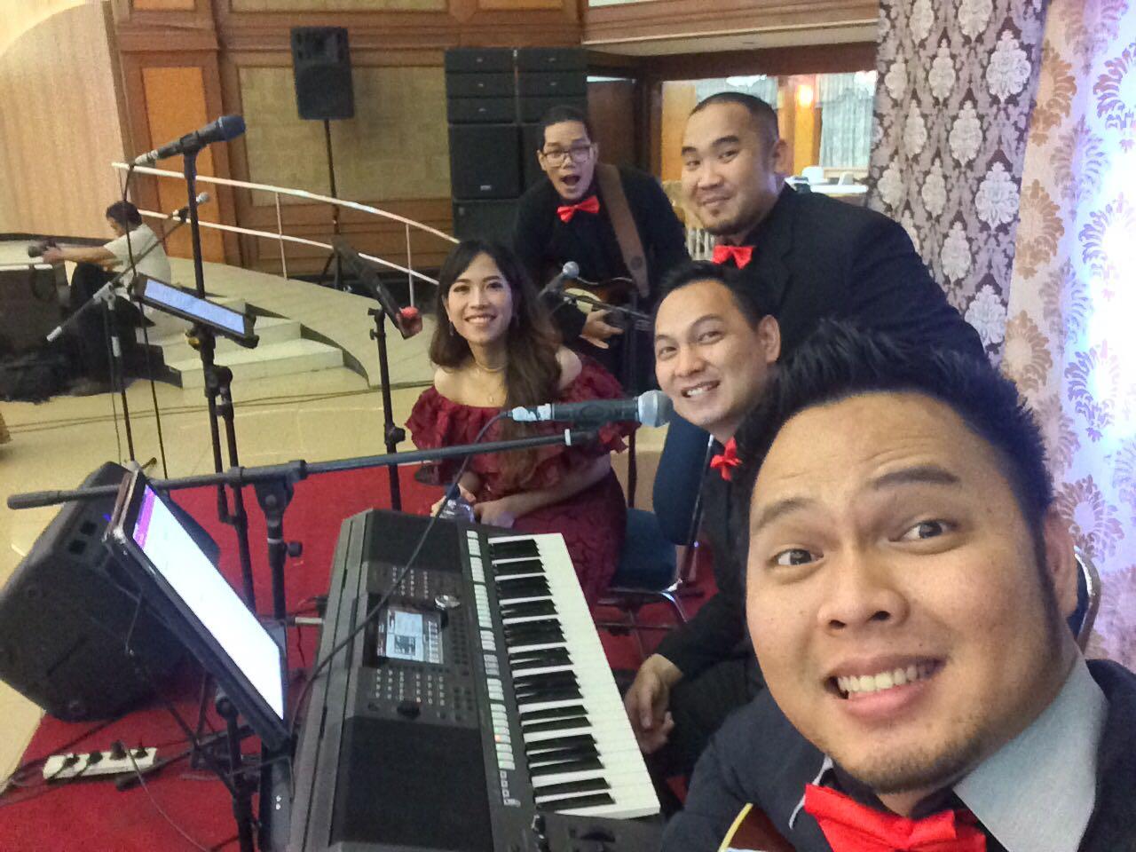 band wedding jakarta 1